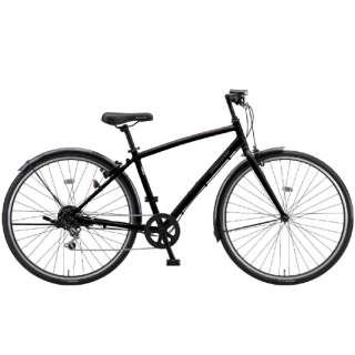 27型 クロスバイク ES1 (E.Xブラック/外装6段変速)ESP761【2021年モデル】 【組立商品につき返品不可】