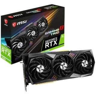 グラフィックボード GeForce RTX 3080 GAMING X TRIO 10G [10GB /GeForce RTXシリーズ]