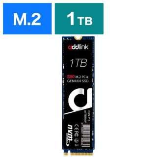 ad1TBS90M2P 内蔵SSD PCI-Express接続 S90 GEN4X4 NVMe [M.2 /1TB]