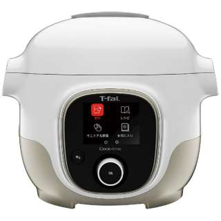 電気圧力鍋 クックフォーミー ホワイト CY8701JP