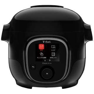 電気圧力鍋 クックフォーミー ブラック CY8708JP