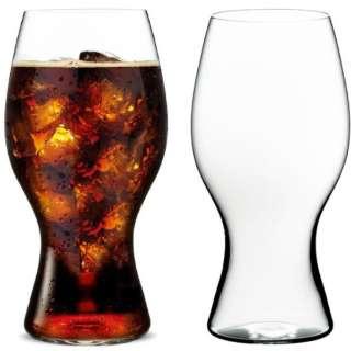 リーデル・オー コカ・コーラ+リーデルグラス 2個入 0414/21【グラス】 [480ml]