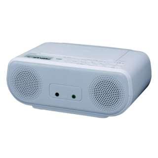 CDラジオ グレー TY-C160-H [ワイドFM対応]