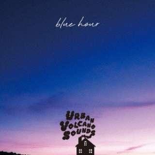 URBAN VOLCANO SOUNDS/ blue hour 【CD】
