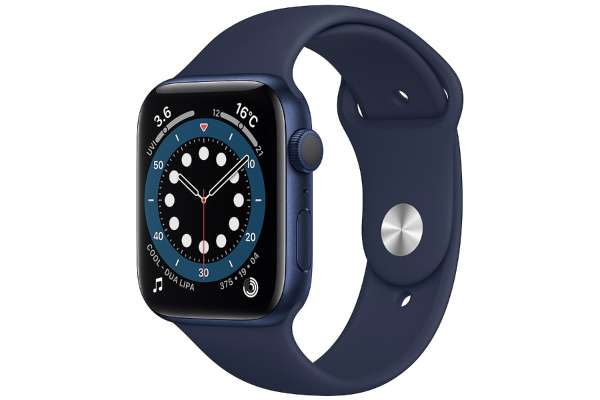 Apple「Apple Watch Series 6(GPSモデル)」M00J3J/A