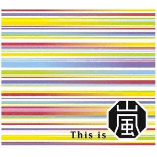 嵐/ This is 嵐 初回限定盤Blu-ray 【CD】
