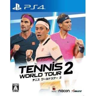 テニス ワールドツアー 2 【PS4】
