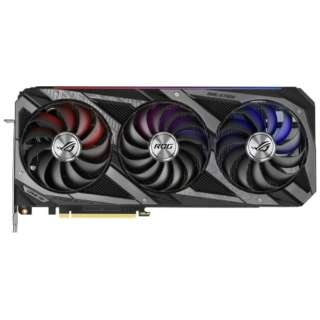 ゲーミンググラフィックボード ROG-STRIX-RTX3090-O24G-GAMING [24GB /GeForce RTXシリーズ]