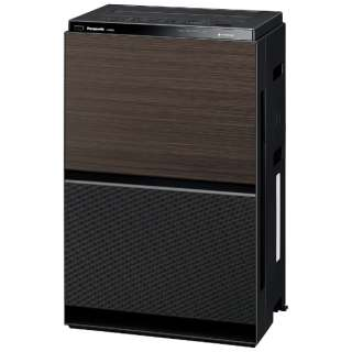 加湿空気清浄機 木目調 F-VXT90-TM [適用畳数:40畳 /最大適用畳数(加湿):24畳 /PM2.5対応]