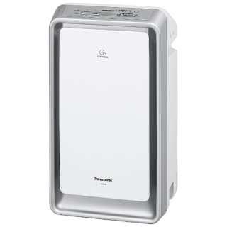 加湿空気清浄機 シルバー F-VXT40-S [適用畳数:18畳 /最大適用畳数(加湿):10畳 /PM2.5対応]