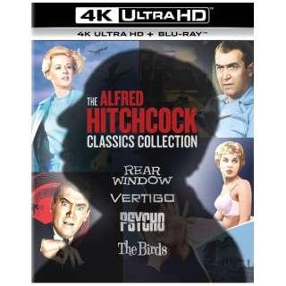 アルフレッド・ヒッチコック クラシックス・コレクション 4K Ultra HD+ブルーレイ 【Ultra HD ブルーレイソフト】