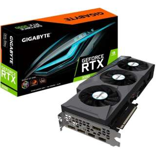 GeForceR RTX 3090 GDDR6X 24G搭載 EAGLEシリーズ GV-N3090EAGLE OC-24GD [GeForce RTXシリーズ]