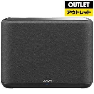 【アウトレット品】 WiFiスピーカー DENONHOME250K ブラック [ハイレゾ対応 /Bluetooth対応 /Wi-Fi対応] 【外装不良品】