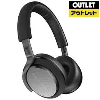 【アウトレット品】 ブルートゥースヘッドホン PX5/H スペースグレー [リモコン・マイク対応 /Bluetooth /ノイズキャンセリング対応] 【外装不良品】