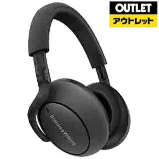 【アウトレット品】 ブルートゥースヘッドホン PX7/H スペースグレー [リモコン・マイク対応 /Bluetooth /ノイズキャンセリング対応] 【外装不良品】