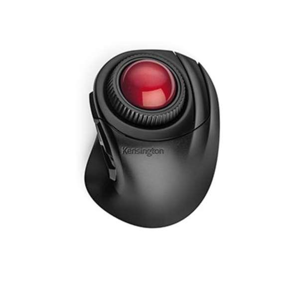 K72362JP マウス トラックボール Orbit Fusion ブラック [レーザー /5ボタン /USB /無線(ワイヤレス)]