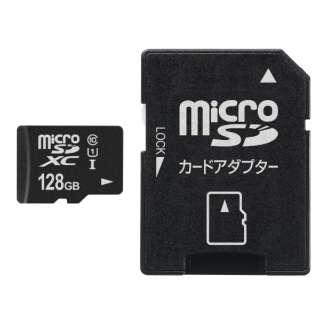 microSDXCカード Office Save OSMSD128G [128GB /Class10]