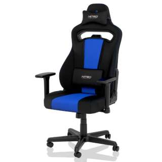 NC-E250-BB ゲーミングチェア E250 ブルー
