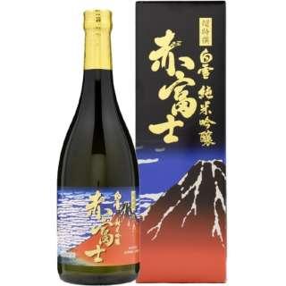 [クラマスタープラチナ賞] 超特撰 白雪 純米吟醸 赤富士 720ml【日本酒・清酒】