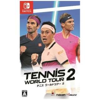 テニス ワールドツアー 2 【Switch】