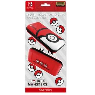 ポケットモンスター ハードケース for Nintendo Switch CHC-002-1 【Switch】