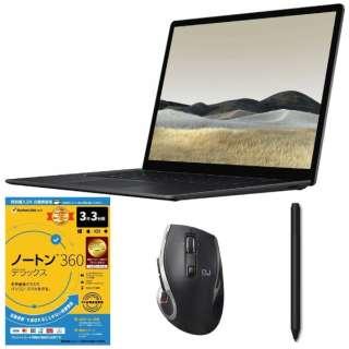 SurfaceLaptop3 [15.0型 /SSD 512GB /メモリ 16GB /AMD Ryzen 7 /ブラック/2019年] VFL-00039 ノートパソコン サーフェスラップトップ3 + Surface Pen + ワイヤレスマウス + セキュリティソフト