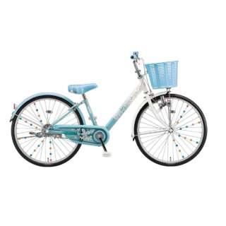 22型 子供用自転車 エコパル(ブルー/シングルシフト) EPL201【2021年モデル】 【組立商品につき返品不可】