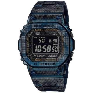 【Bluetooth搭載ソーラー電波時計】G-SHOCK(G-ショック) カモフラージュ柄モデル GMW-B5000TCF-2JR