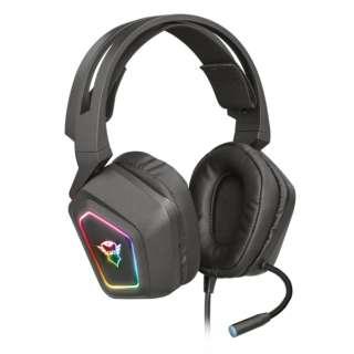 23191 ゲーミングヘッドセット GXT 450 Blizz RGB 7.1 Surround Gaming Headset [USB /両耳 /ヘッドバンドタイプ]