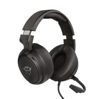 23381 ゲーミングヘッドセット GXT 433 Pylo Multiplatform Gaming Headset [φ3.5mmミニプラグ /両耳 /ヘッドバンドタイプ]