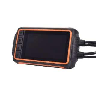 バイク用ドライブレコーダー SGPMCWDR [セパレート型 /Full HD(200万画素) /前後カメラ対応]