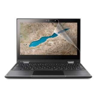 Lenovo 300e Chromebook 2nd Gen用 反射防止フィルム EF-CBL04FLST