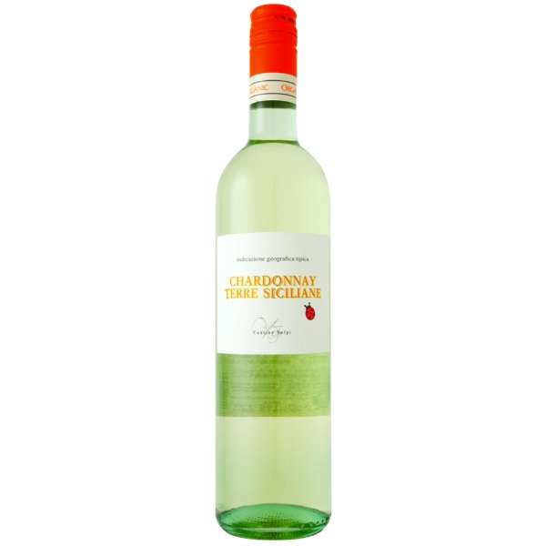 ヴォルピ シャルドネ シチリア オーガニック750ml【白ワイン】