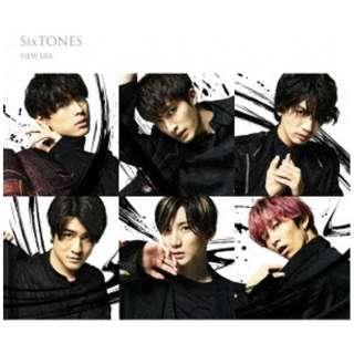 【特典付き】 SixTONES/ NEW ERA 初回盤 【CD】