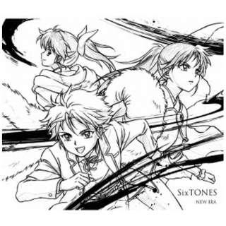 【特典付き】 SixTONES/ NEW ERA 期間限定盤 【CD】
