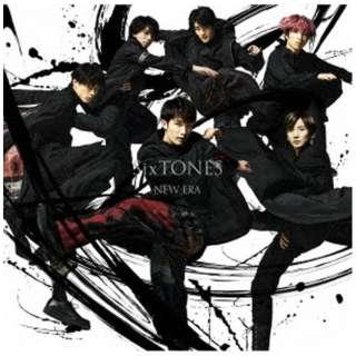 【特典付き】 SixTONES/ NEW ERA 通常盤 【CD】