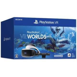 """PlayStation VR """"PlayStation VR WORLDS"""" 特典封入版 CUHJ-16012"""