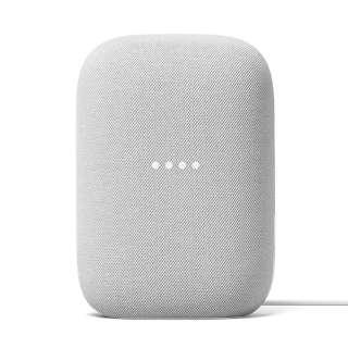 スマートスピーカー Google Nest Audio チョーク GA01420-JP [Bluetooth対応 /Wi-Fi対応]