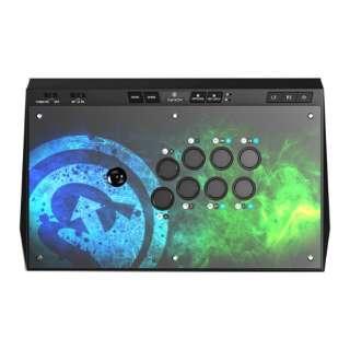 GameSir C2 アーケードファイトスティック PS4/Switch/XboxOne/Windows PC対応 【PS4】