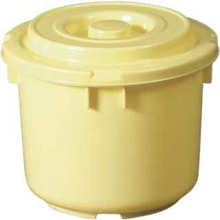 TONBO 漬物容器5型(フタ付) クリーム 01019