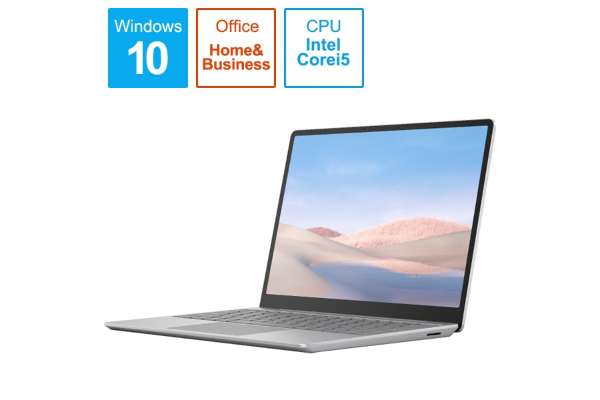 Microsoft「Surface Laptop Go」THH-00020