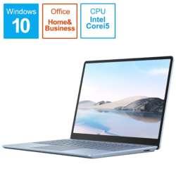 THH-00034 Surface Laptop Go(サーフェス ラップトップ ゴー) アイス ブルー [12.4型 /intel Core i5 /SSD:128GB /メモリ:8GB /2020年10月モデル]