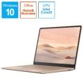 THH-00045 Surface Laptop Go(サーフェス ラップトップ ゴー) サンドストーン [12.4型 /intel Core i5 /メモリ:8GB /SSD:128GB /2020年10月モデル]