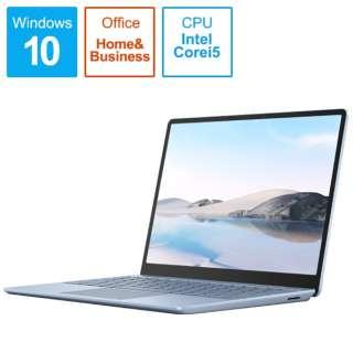 THJ-00034 Surface Laptop Go(サーフェス ラップトップ ゴー) アイス ブルー [12.4型 /intel Core i5 /SSD:256GB /メモリ:8GB /2020年10月モデル]