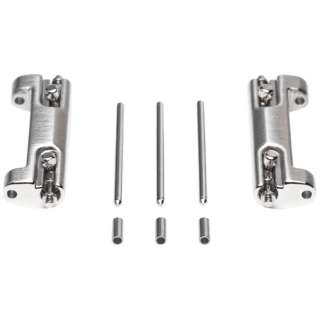 【wena3専用のアクセサリー】wena 3 endpiece 18mm Silver シルバー WNW-EP182/S