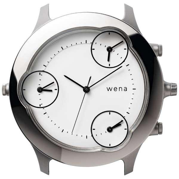 wena Three Hands Silver -Pasadena Edition- シルバー WNW-HT31/S