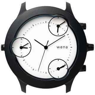 wena Three Hands Premium Black -Oxford Edition- ブラック WNW-HT31/B