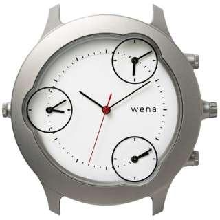 wena Three Hands Silver -Tokyo Edition- シルバー WNW-HT31/SI