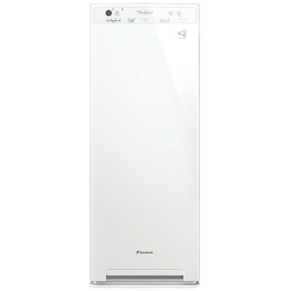 加湿空気清浄機 ホワイト MCK40X-W [適用畳数:19畳 /最大適用畳数(加湿):11畳 /PM2.5対応]