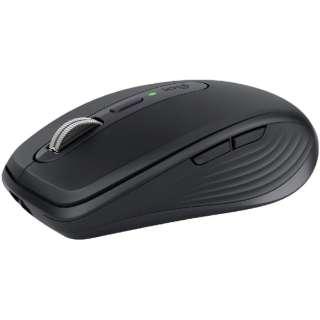 MX1700GR マウス Masterシリーズ MX Anywhere 3 グラファイト [レーザー /6ボタン /Bluetooth・USB /無線(ワイヤレス)]